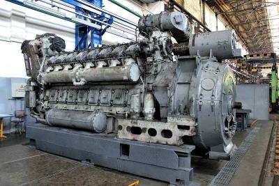تعمیرات موتور دیزل