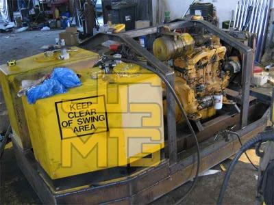 تعمیرات موتور بیل مکانیکی