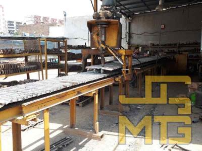 تعمیرات زنجیر بیل مکانیکی و بولدوزر