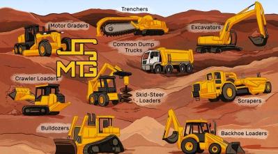 تعمیرات ماشین آلات راهسازی